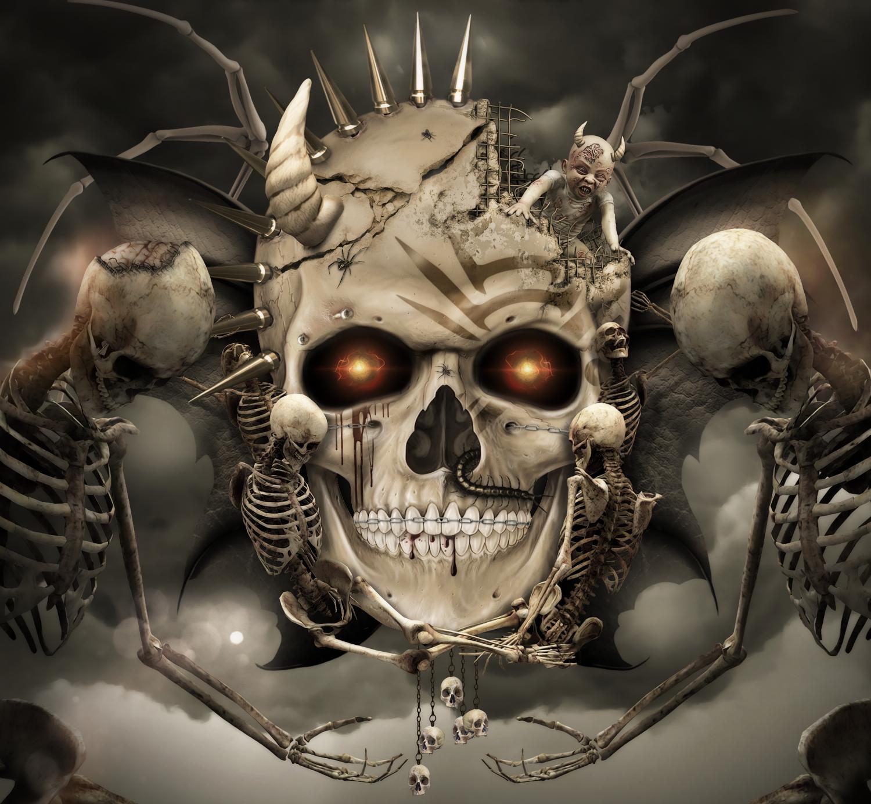 evolution-graph Skull8